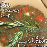 Chevon Rice Soup