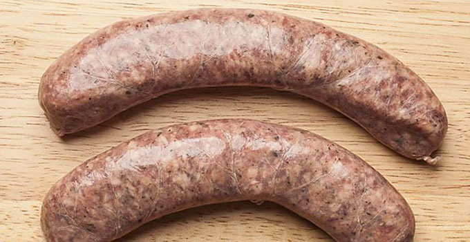 Chevon Sausages